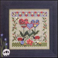 Quilted Garden (2004) - (KIT)